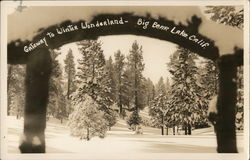 Gateway to Winter Wonderland