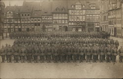 Picture of Soldiers in Formation