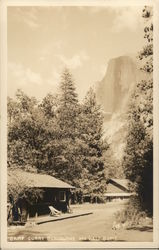 Camp Curry Bungalows and Half Dome