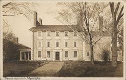 Isaac Royall House, 1690