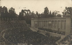 University of California, Berkeley - Greek Theatre