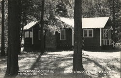 Glenwood Cottage, Birchwood Pines Resort