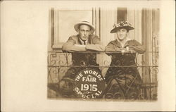 The Worlds Fair 1915 Special