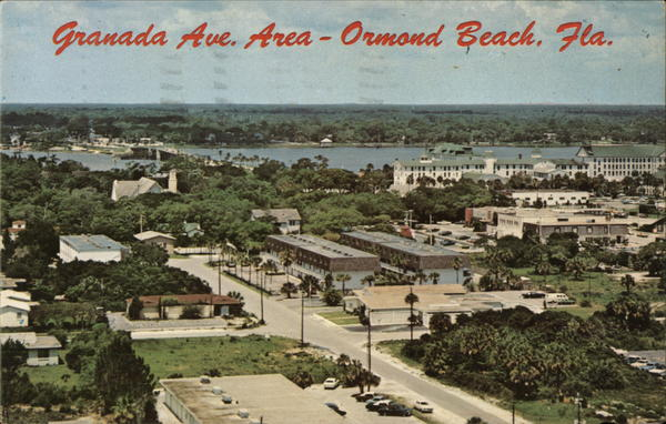 Granada Avenue Area Ormond Beach Florida