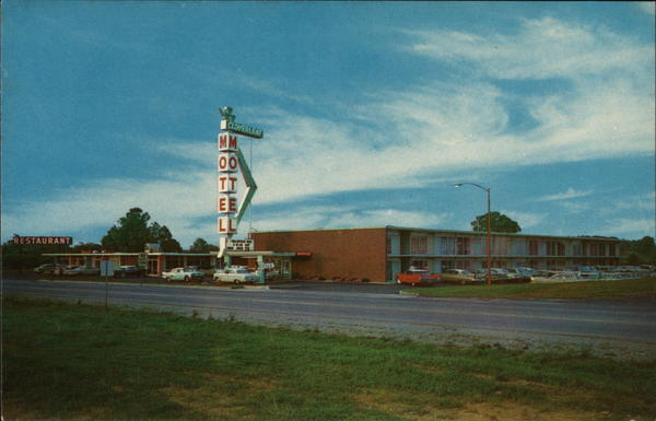 Routt's Cloverleaf Motel and Dining Room Elizabethtown Kentucky