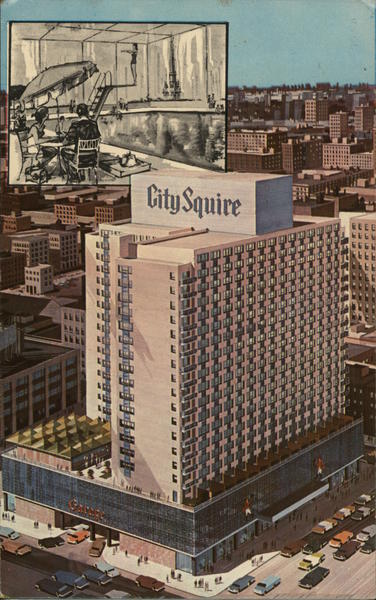 City Squire Motor Inn New York