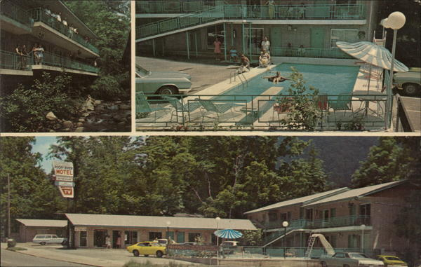 Rocky River Motel Gatlinburg Tennessee