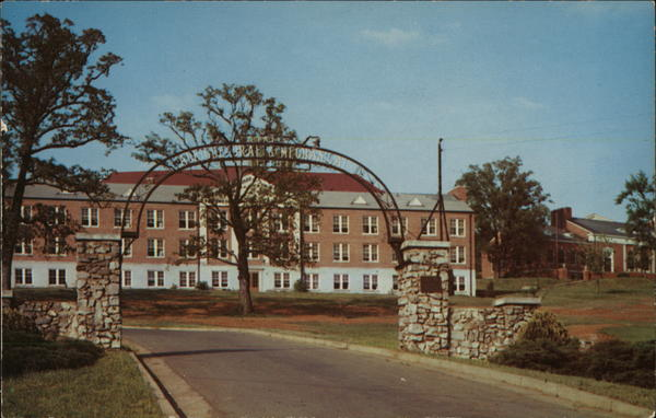 Hurt Hall, Alabama A&M College for Negroes Huntsville
