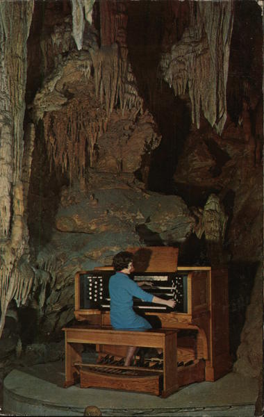 The Great Stalapipe Organ Luray Virginia