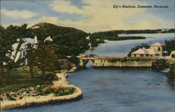Ely's Harbour, Somerset Bridge Somerset Island Bermuda