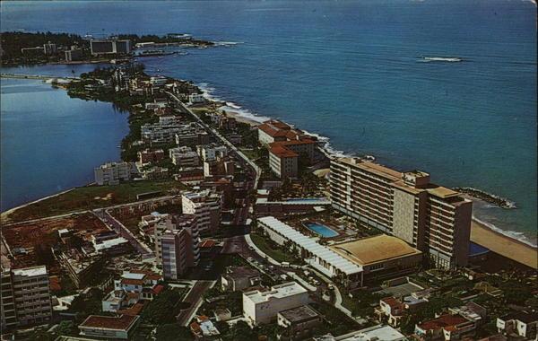Greetings from puerto rico san juan puerto rico postcard m4hsunfo
