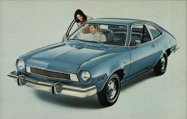 1974 Ford Pinto Cars