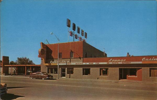 Wagon Wheel Hotel Motel Wells Nevada