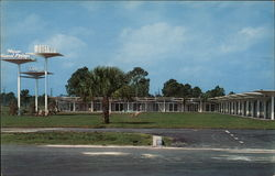 Warm Mineral Springs Inn Postcard
