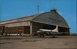 Base Operations Hangar