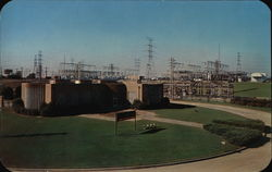 South Gate Electric Substation