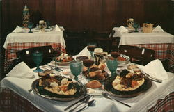 Kolb's German Restaurant Postcard