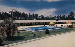 The Malabar Motel Postcard