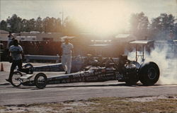 Big Daddy Don Garlits Dragster