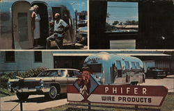 Phifer Wire Products - Airstream Postcard