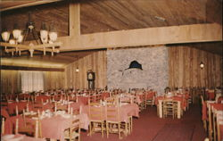 Dining Room, the Branch Ranch
