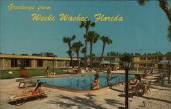 Greetings from Weeki Wachee, Florida