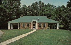 Barbour County Cottage, State 4-H Camp