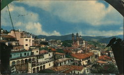 Vista Panoramica Postcard