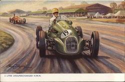 Formula 2 Hersham & Walton Motors