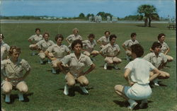 Female Marine Corps Recruit Depot