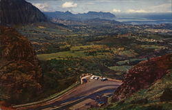 Nuuanu Pali Observation Point