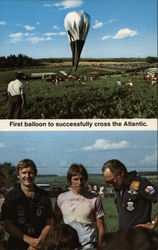 Atlantic Balloon Crossing