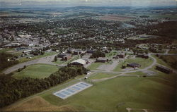 Aerial View University of Maine