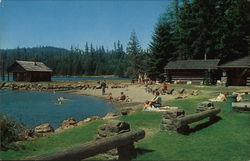 Picnic Grounds - Cascade Lake