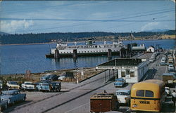Washington State Ferry Terminal
