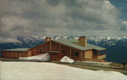 Hurricane Ridge Lodge