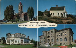 Greetings From Historic Port Townsend