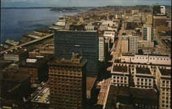 From Smith Tower's Observation Platform