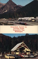 Snoqualmie Summit Inn and Rock Chalet