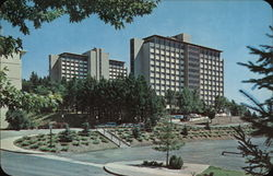 Residence Halls, Washington State University