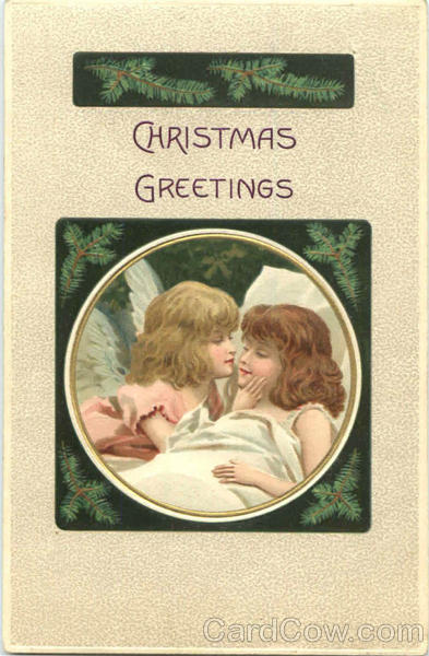 Christmas Greetings Children