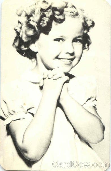 Shirley Temple Celebrities