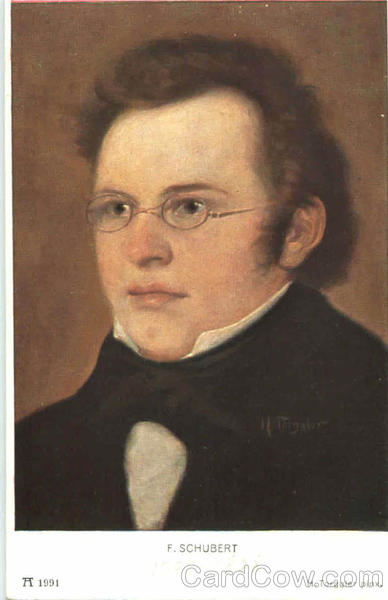 F. Schubert Music