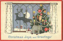 Christmas Joys And Greetings!