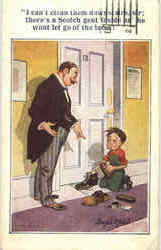 Shoeshine Boy Kid Comics