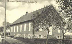 Mennonite Meeting House