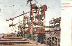 Great Coal Docks And Loading Crane