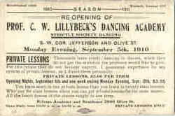 Lillybeck's Academy Of Dancing