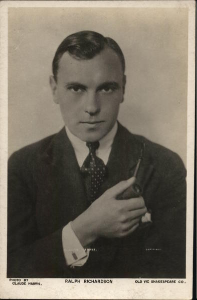 Ralph Richardson Actors