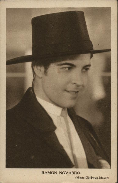 Ramon Novarro Actors